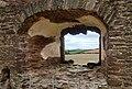 View from kitchen window, Raglan Castle - geograph.org.uk - 1531715.jpg