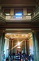 View from the Main Stairs (in front of Townley Caryatid) - British Museum.jpg