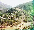 View of Borzhom from Torskaia road.jpg