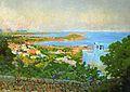 View of Santa Eulalia 1943 Rigoberto Soler.jpg