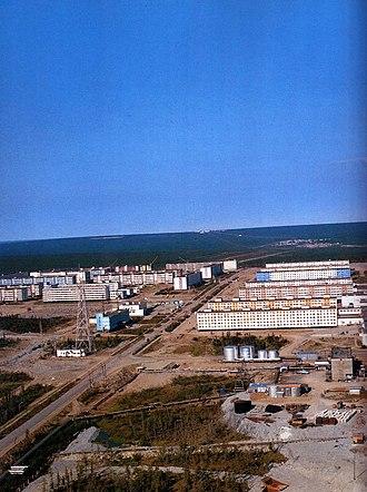 Udachny - View of Udachny