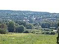 View to Alsópáhok from Hévíz, 2016 Hungary.jpg