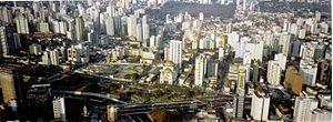 Vila Mariana (district of São Paulo) - Vila Mariana panoramic view