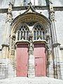 Villequier (Seine-Maritime), Fr , église.jpg
