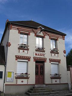 Villiers-sous-Grez Commune in Île-de-France, France