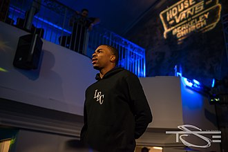 Vince Staples - Staples performing in 2015