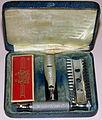 Vintage Durham Duplex Safety Razor, Durham Duplex Razor Company, Made In USA (15030863345).jpg