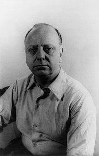 Virgil Thomson American composer