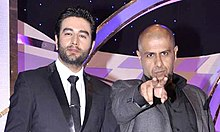 Vishal-Shekhar Indian Idol Junior press conference (cropped).jpg
