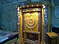 Visit a Cave of the Patriarchs in Hebron Palestine 2004 117.jpg
