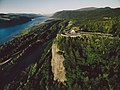 Vista House and the Columbia River.jpg
