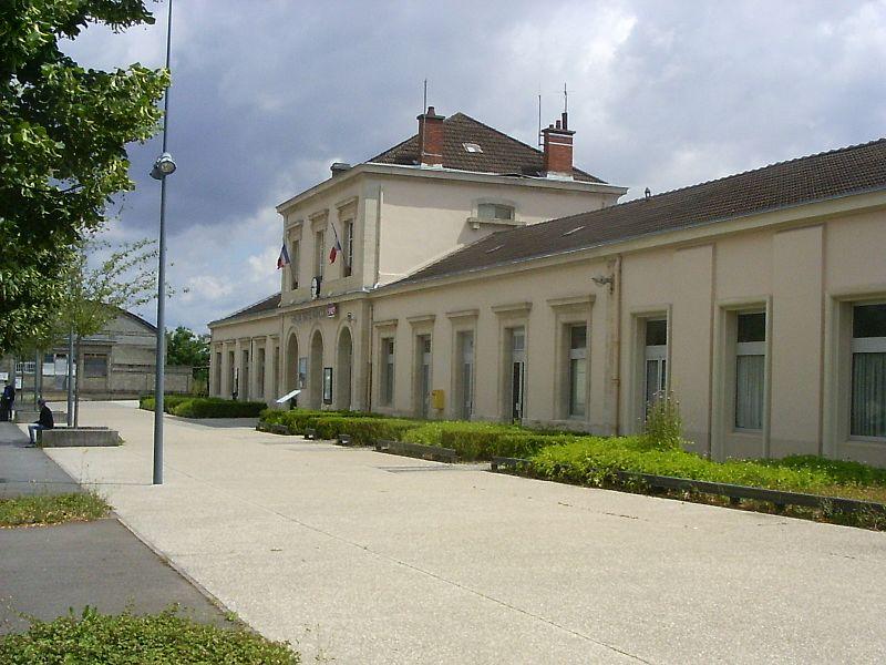 Vitry-le-Francois, station