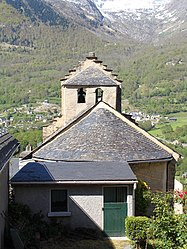 The church of Vizos