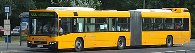 A 880-as busz Volvo 7700-zal