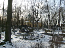 Volkovskoe cemetery Church of Saint Job 2.jpg