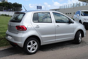 Volkswagen Fox - Facelift Volkswagen Fox