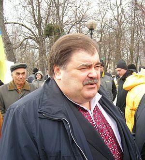 Volodymyr Bondarenko (politician) - Image: Volodymyr D. Bondarenko