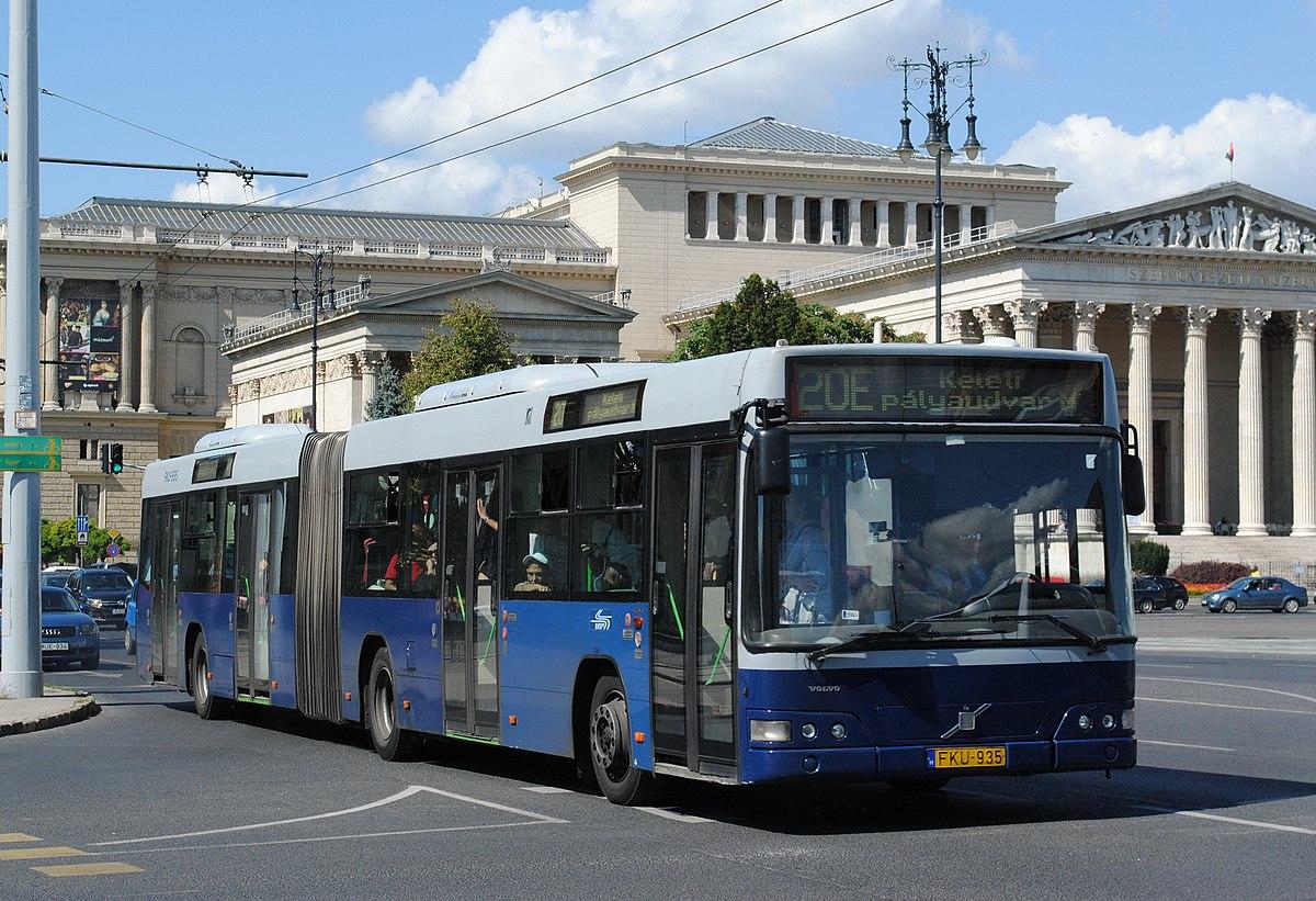 20E busz (Budapest) – Wikipédia