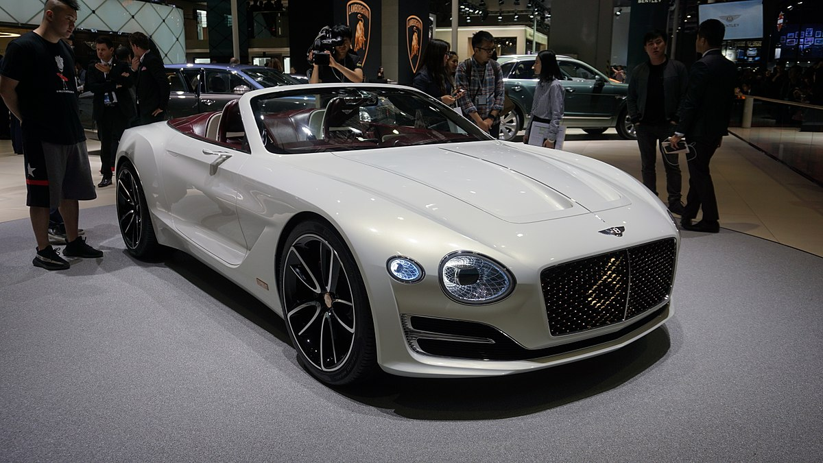 Bentley Exp 12 Speed 6e Wikipedia