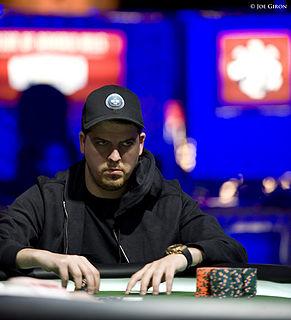 Noah Schwartz American poker player