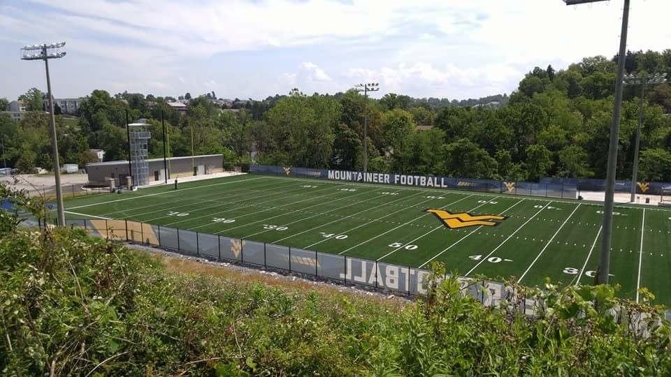 WVU Football Practice Field 2