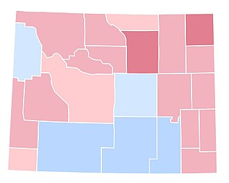 United States presidential election in Wyoming, 1992 - Image: WY1992