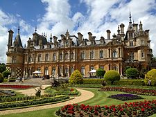 Waddesden Manor, Buckinghamshire