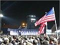 Waiting for Obama's speech (3029205669).jpg