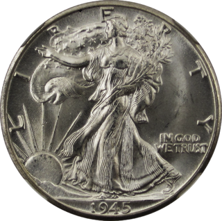 coin issued by the United States Mint