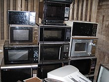 Microwave Ovens Several From The 1980s