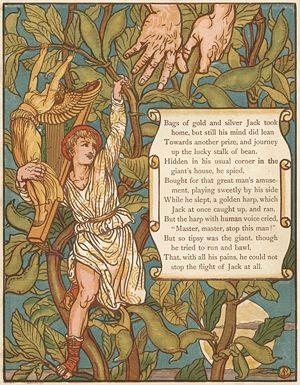 Гравюры по рисункам Крейна к сказкам «Синяя Бо...