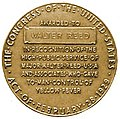 Walter Reed Congressional Gold Medal (reverse).jpg