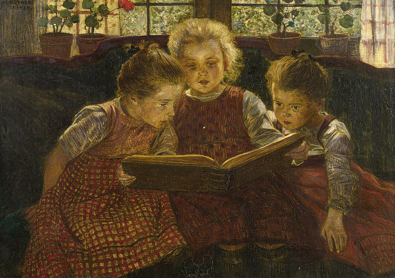 File:Walther Firle The fairy tale.jpg