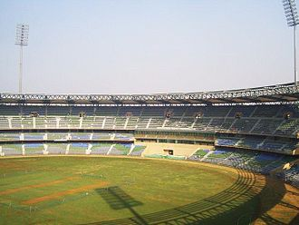2011 Indian Premier League - Image: Wankhede Stadium Feb 2011