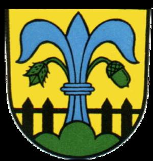 Alfdorf - Image: Wappen Alfdorf