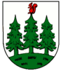 Coat of arms of the former city of Auma