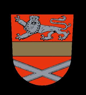 Burgoberbach - Image: Wappen Burgoberbach