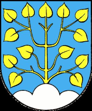 Weißenberg - Image: Wappen Weissenberg (Oberlausitz)
