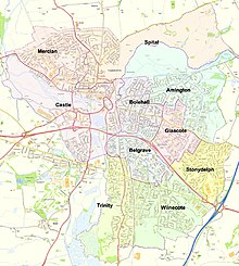 Tamworth staffordshire united kingdom