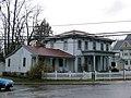 Warner Historical Museum (George E. Crandall House), Springville New York, Nov 2009.jpg