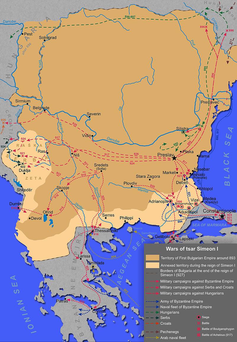 Srednji vek - Page 4 800px-Wars_of_tsar_Simeon_Ist