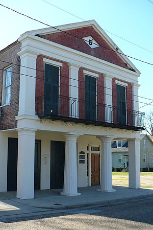 Lower Dauphin Street Historic District - Image: Washington Firehouse No. 5