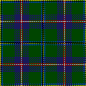 Washington state tartan - Official Washington State tartan in a four set block to display the repeat design
