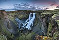 Waterfall Fagrifoss In South Iceland (40913966).jpeg