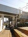 Waterway under Tokaido Shinkansen in Hamamatsu.jpg