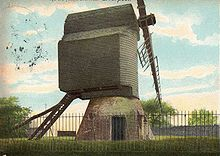 The mill in 1905 Wavertree 1905.jpg