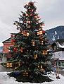 Weihnachtsbaum Radenthein, Kärnten.jpg