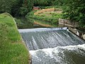 Weir on the River Mole - geograph.org.uk - 180749.jpg