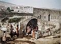 Well of St. Mary, Nazareth, by Felix Bonfils.jpg