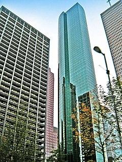 Wells Fargo Plaza (Houston) skyscraper in Houston, Texas, United States